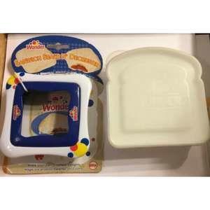 Wonder Bread Sealer Decruster Lot Sandwich Keeper